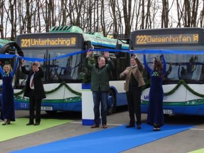 Umsetzung NVP im Landkreis München