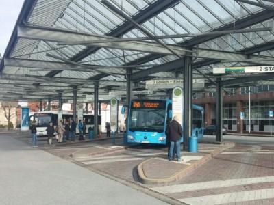 Überplanung Stadtverkehr Bensheim