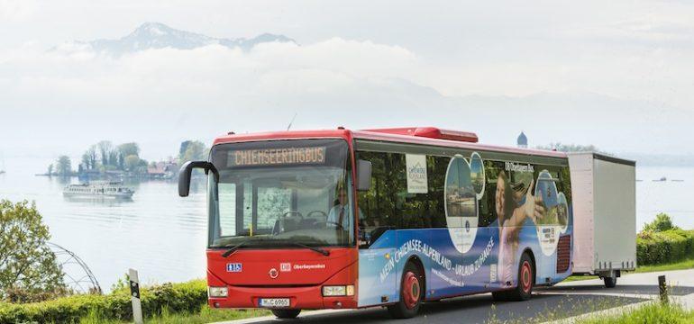 Nahverkehrsplan Stadt und Landkreis Rosenheim