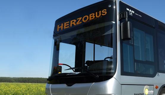 Überplanung von Buslinien im Landkreis Erlangen-Höchstadt