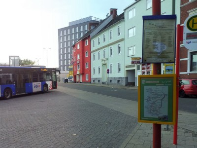 Fernbusterminal Osnabrück