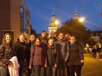 Büroexkursion: Der Stellenwert von ÖPNV & Fahrrad in den Niederlanden