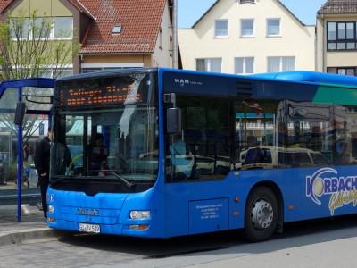 Stadtbus Korbach