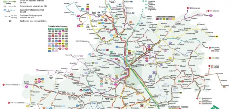 Linienbündelung Landkreis Bamberg