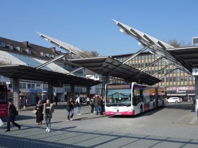 Linienkonzept in Mönchengladbach