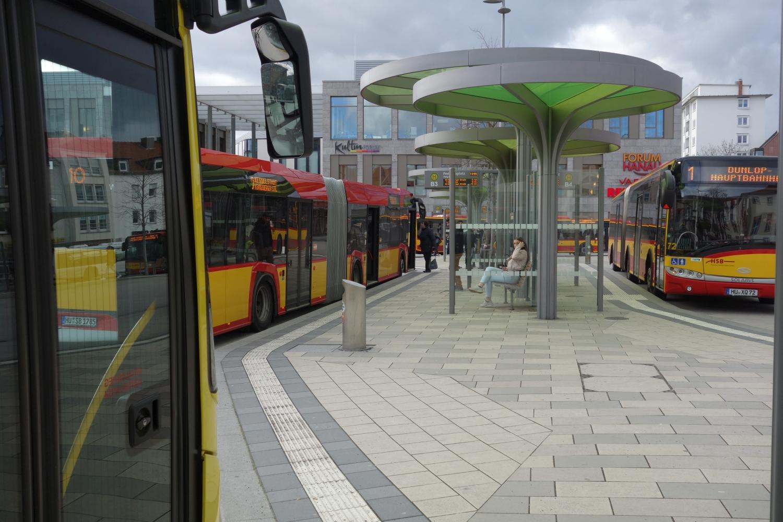 Fortschreibung des Nahverkehrsplans für die Stadt Hanau