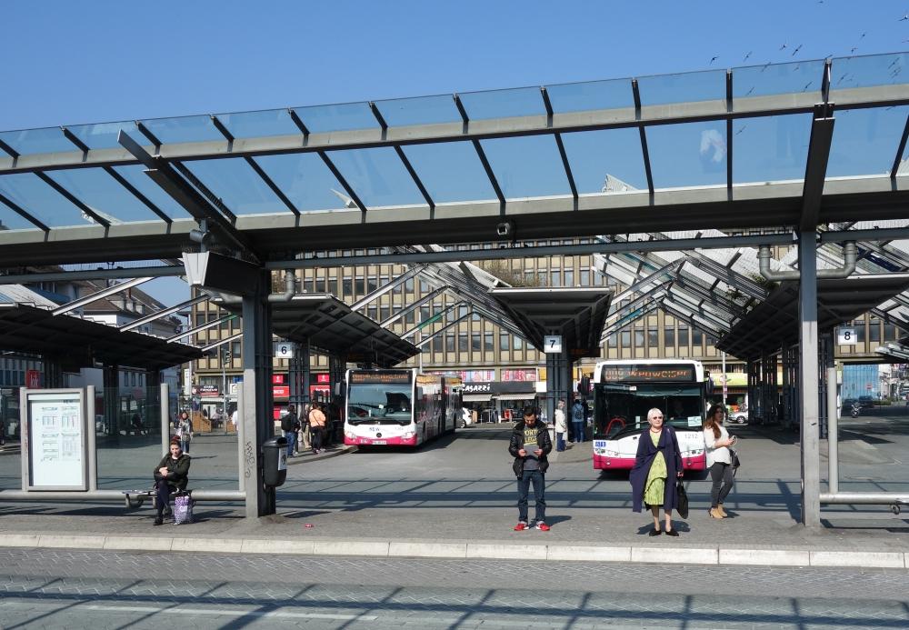 Nahverkehrsplan für die Stadt Mönchengladbach