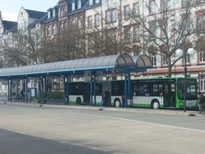 Nahverkehrsplan Stadt Offenbach