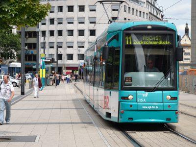 Nahverkehrsplan Frankfurt am Main