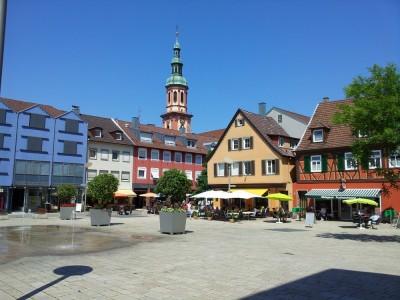 Überplanung Schlüsselbusangebot Offenburg