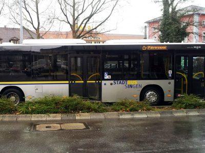 Überplanung Stadtverkehr Singen