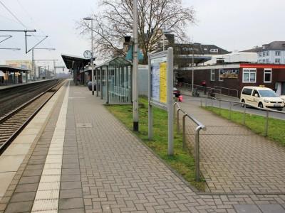 Verbesserung Verknüpfung Bus/Bahn Bahnhof Lippstadt