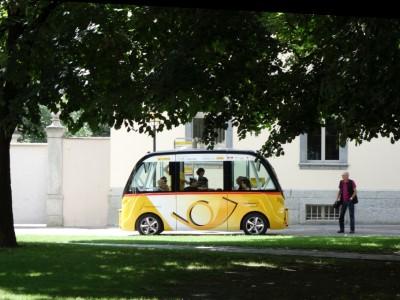 Verändert autonomes Fahren den ÖPNV?